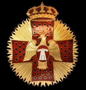 Gran Cruz del Aguila de Georgia.
