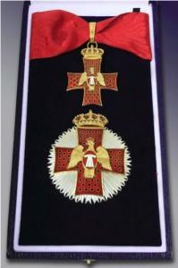 Grados de la Orden